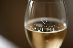 Etched Tasting Glass