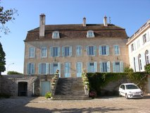 Arriving at Domaine de L'Arlot