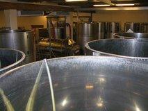 ABFW Visit - Stainless Steel Fermentation tanks