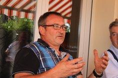 Jean-Yves Larochette of Domaine des Perelles