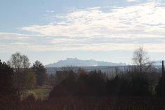Views over the hills of Sury-en-Vaux