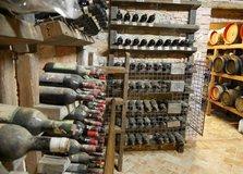 Older vintages in the cellar