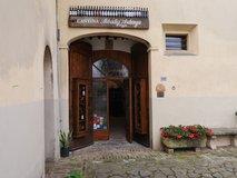 Door to the winery