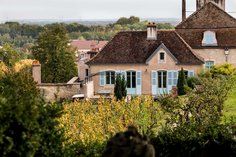 Views over the house of Arlot