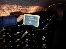 Grand Sendrée in Michel's Cellar