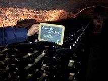 Grand Sendrée in Michel's Cellar