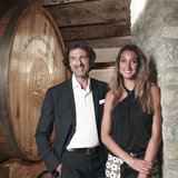 Eleonora and Gianni Martini