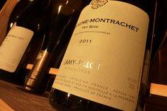 Chasagne-Motrachet Bottle