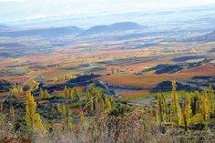 Hills over Sonsierra