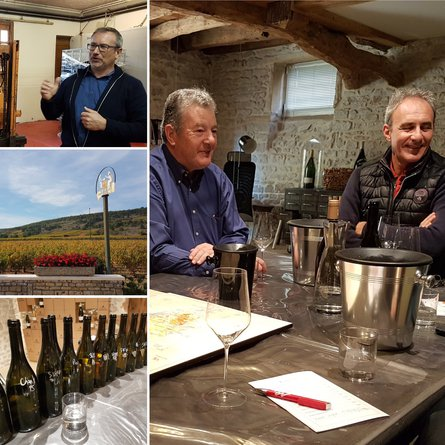Burgundy October 2018 visit