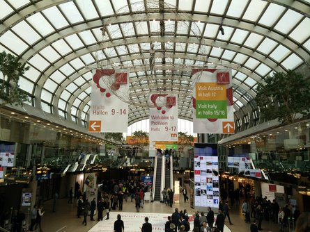 Back from ProWein 2017