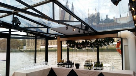 Tasting on the Thames