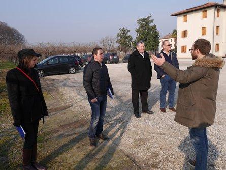 Italy visit - in search of unexplored Prosecco