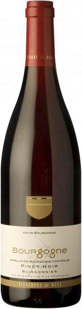Bourgogne Pinot Noir, , Cave des Vignerons de Buxy