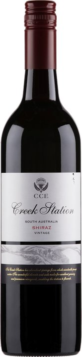 Creek Station Shiraz, , Currency Creek Estates