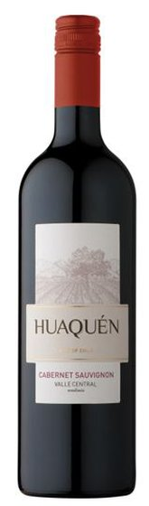 Huaquén Cabernet Sauvignon, Central Valley, Chile, Huaquén