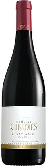 Domaine de Cibadies Pinot Noir, Fut de Chene, Domaine de Cibadies