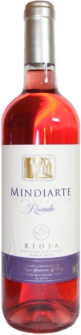 Rioja Rosado, Mindiarte, Bodegas Sonsierra