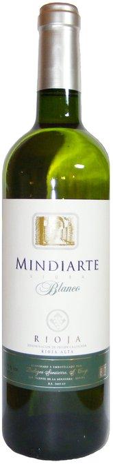 Rioja Blanco, Mindiarte, Bodegas Sonsierra
