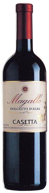 Dolcetto D'Alba Magallo, Piemonte, Italy, Fratelli Casetta