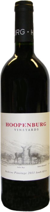 Hoopenburg Pinotage