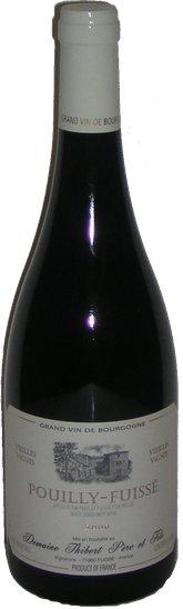Pouilly-Fuissé Vieilles Vignes, , Domaine Thibert Père & Fils