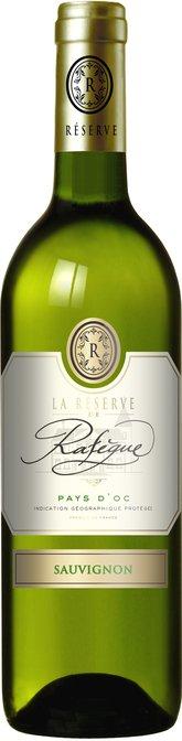 La Reserve de Rafegue Sauvignon, IGP Pays d'Oc, La Réserve de Rafègue
