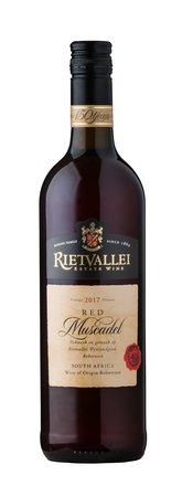 Classic Red Muscadel