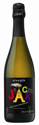 Steeple Jack Sparkling, Chardonnay & Pinot Noir, Steeple Jack
