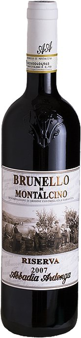 Brunello di Montalcino Riserva D.O.C.G, , Abbadia Ardenga