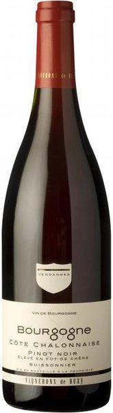 Bourgogne Cote Chalonnaise Pinot Noir, , Cave des Vignerons de Buxy