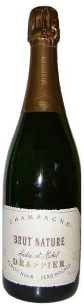 Drappier Brut Nature, André et Michael, Champagne Drappier