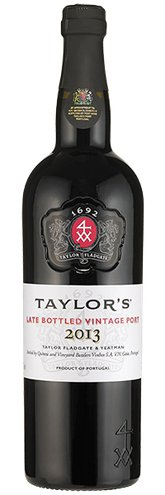 Taylors Late Bottle Vintage, , Taylor's Port