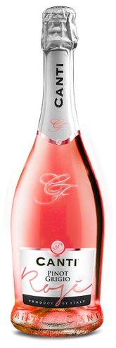 Canti Pinot Grigio Rosé Brut, Sparkling NV, Canti